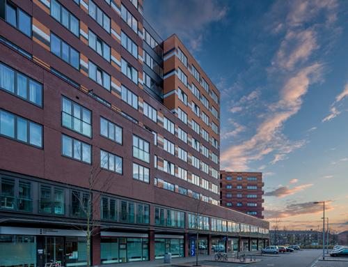 Amsterdam – Winkelcentrum Waterlandplein