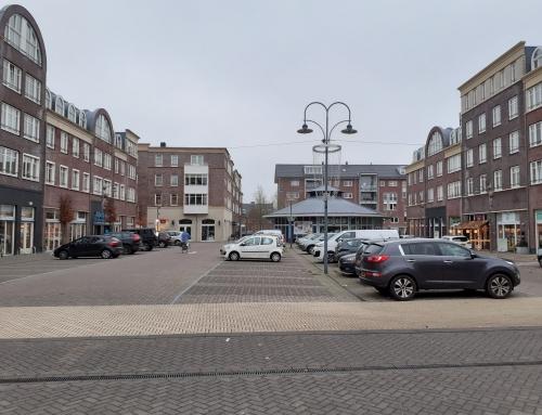 Sassenheim – Winkelcentrum Havenpoort, Voorhavenkwartier